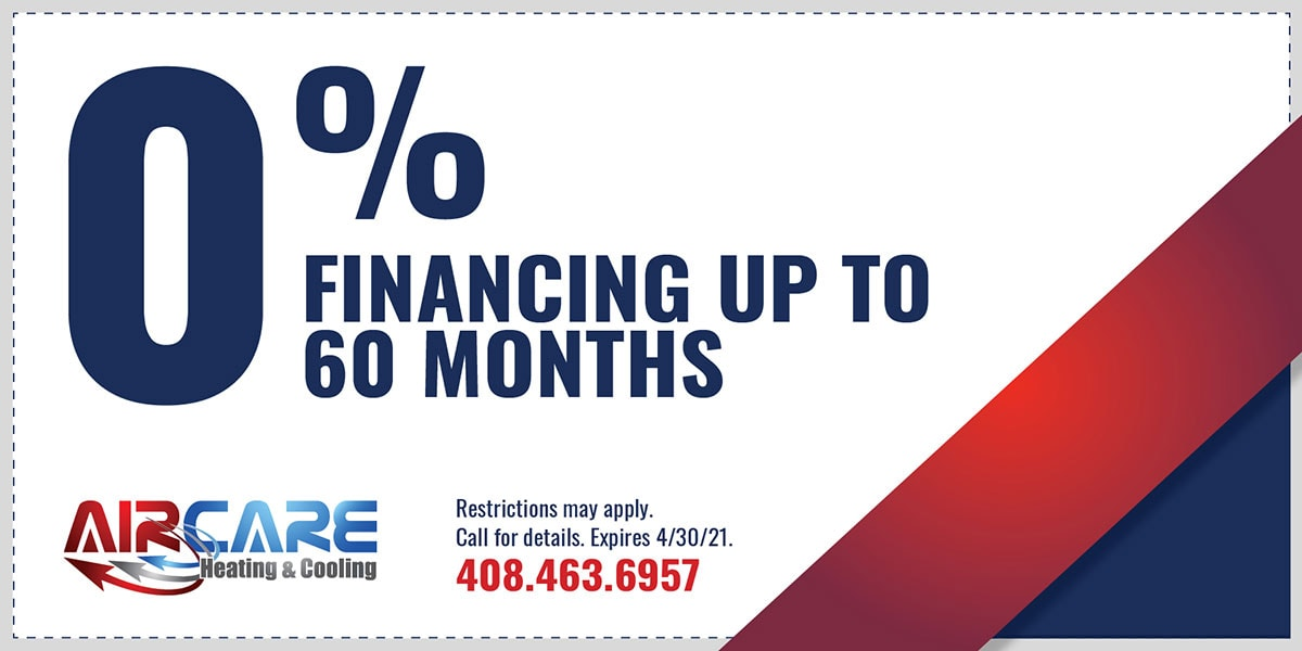 )% Financing up to 60 months | Expires 4/30/21