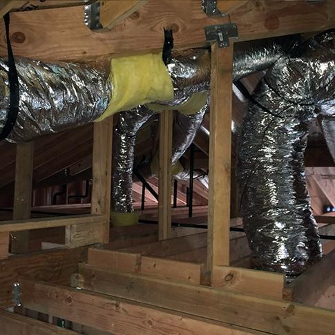 Ductwork Installation in Saratoga, CA | 02