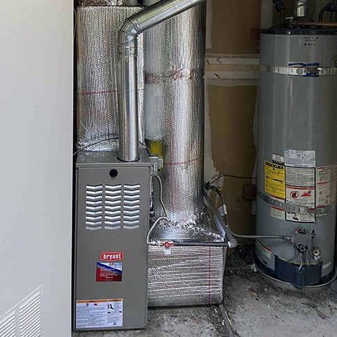 Gas Furnace Replacement in San Jose, CA | After