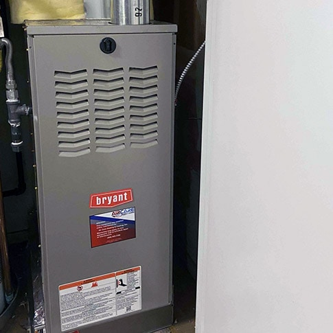 Gas Furnace Replacement in Santa Clara, CA | After