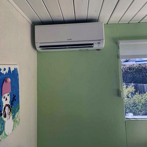 Multi Zone Mini Split Installation in San Jose, CA | Indoor 02