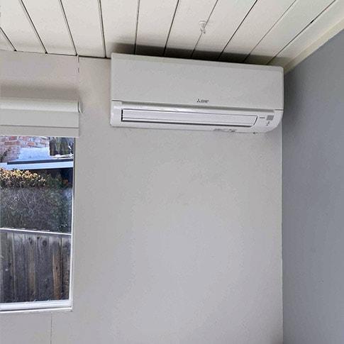 Multi Zone Mini Split Installation in San Jose, CA | Indoor 03